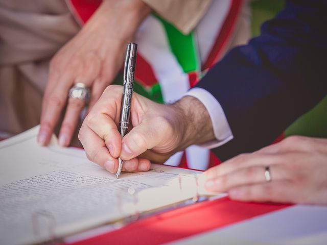 Il matrimonio di Matteo e Tatyana a Cassinetta di Lugagnano, Milano 62