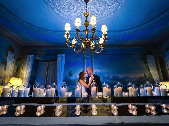 Le nozze di Laura e Gino