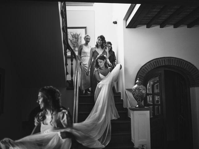 Il matrimonio di Gianluca e Federica a Laterina, Arezzo 4
