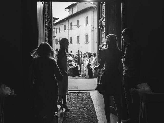 Il matrimonio di Gianluca e Federica a Laterina, Arezzo 9