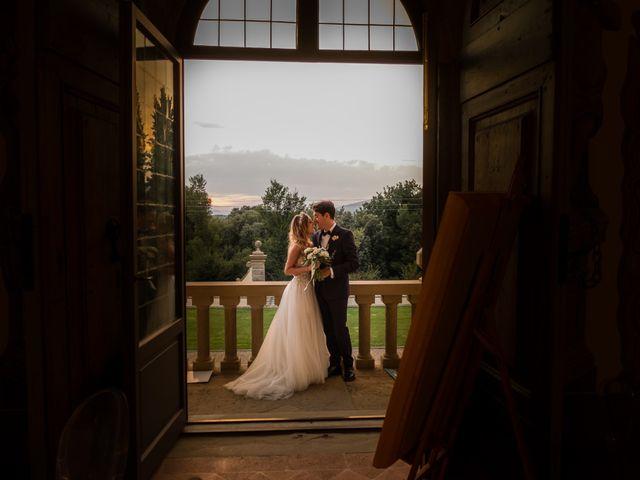 Il matrimonio di Gianluca e Federica a Laterina, Arezzo 13