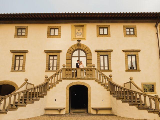 Il matrimonio di Gianluca e Federica a Laterina, Arezzo 14