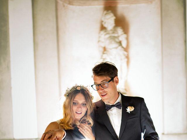 Il matrimonio di Gianluca e Federica a Laterina, Arezzo 20