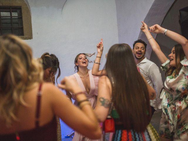 Il matrimonio di Gianluca e Federica a Laterina, Arezzo 21