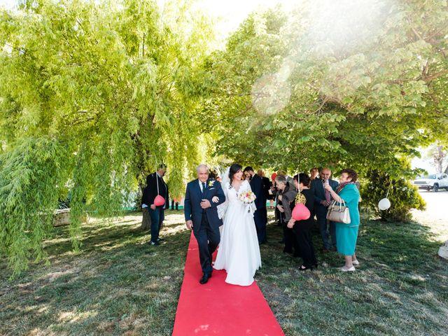 Il matrimonio di Giovanni e Dalinda a Capestrano, L'Aquila 16