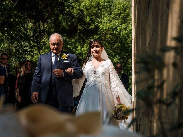 Il matrimonio di Giovanni e Dalinda a Capestrano, L'Aquila 19