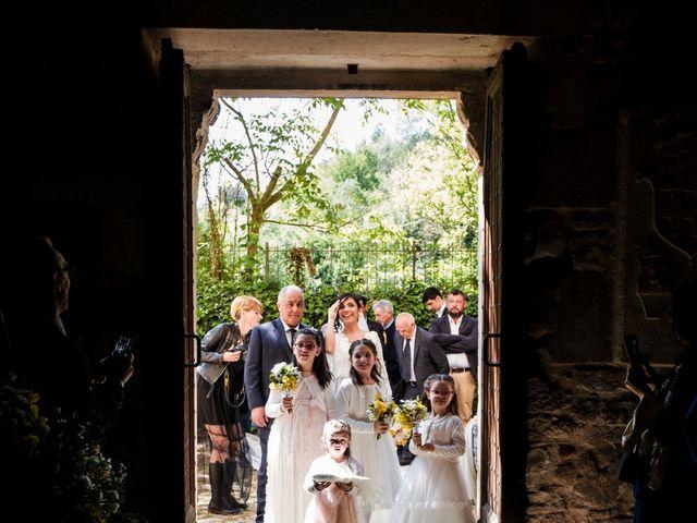 Il matrimonio di Giovanni e Dalinda a Capestrano, L'Aquila 20