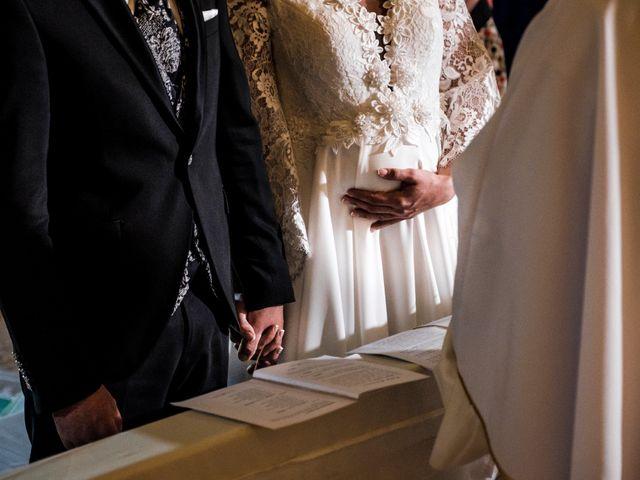 Il matrimonio di Giovanni e Dalinda a Capestrano, L'Aquila 24