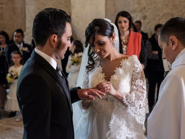 Il matrimonio di Giovanni e Dalinda a Capestrano, L'Aquila 27