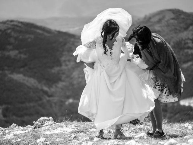 Il matrimonio di Giovanni e Dalinda a Capestrano, L'Aquila 32