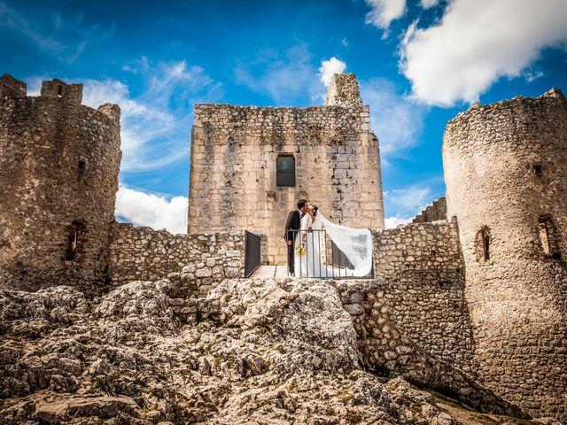 Il matrimonio di Giovanni e Dalinda a Capestrano, L'Aquila 33