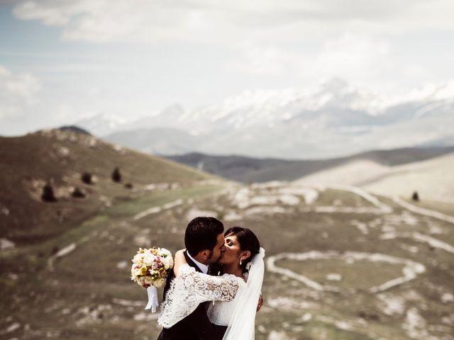 Il matrimonio di Giovanni e Dalinda a Capestrano, L'Aquila 36