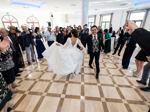 Il matrimonio di Giovanni e Dalinda a Capestrano, L'Aquila 39