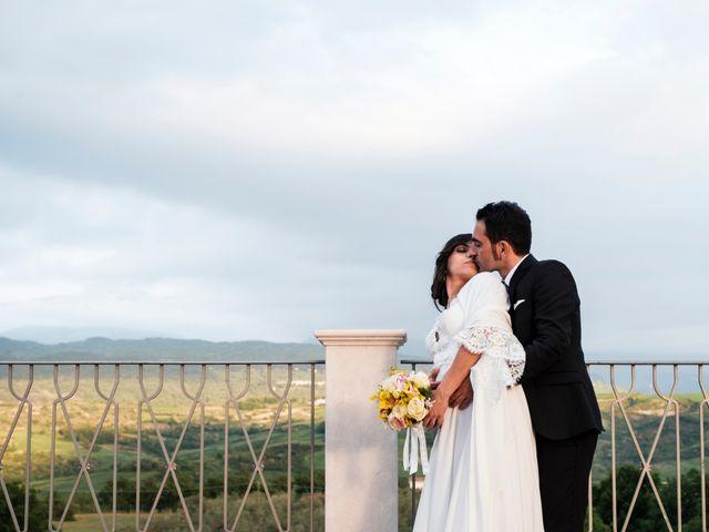 Il matrimonio di Giovanni e Dalinda a Capestrano, L'Aquila 41