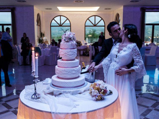 Il matrimonio di Giovanni e Dalinda a Capestrano, L'Aquila 42