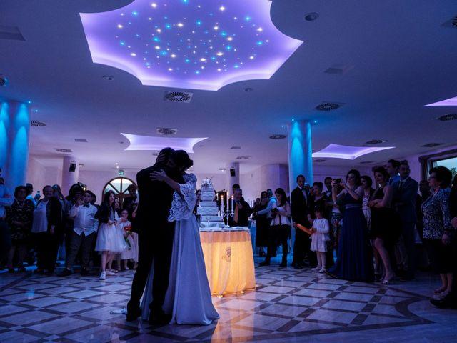 Il matrimonio di Giovanni e Dalinda a Capestrano, L'Aquila 43