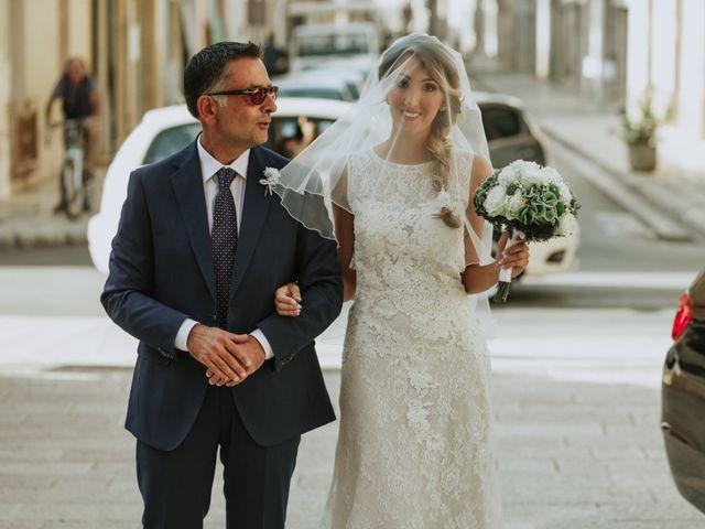Il matrimonio di Marco e Vanna a San Vito dei Normanni, Brindisi 43