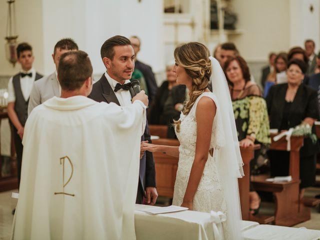 Il matrimonio di Marco e Vanna a San Vito dei Normanni, Brindisi 48