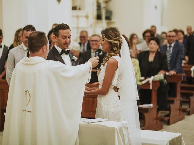 Il matrimonio di Marco e Vanna a San Vito dei Normanni, Brindisi 49