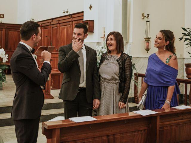 Il matrimonio di Marco e Vanna a San Vito dei Normanni, Brindisi 55