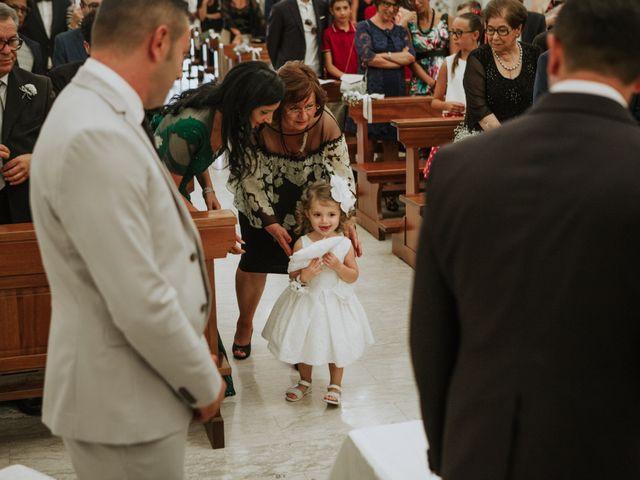 Il matrimonio di Marco e Vanna a San Vito dei Normanni, Brindisi 56