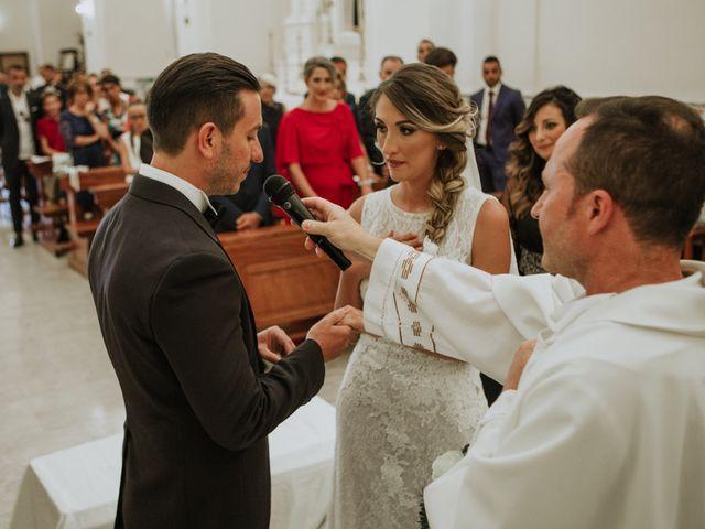 Il matrimonio di Marco e Vanna a San Vito dei Normanni, Brindisi 57