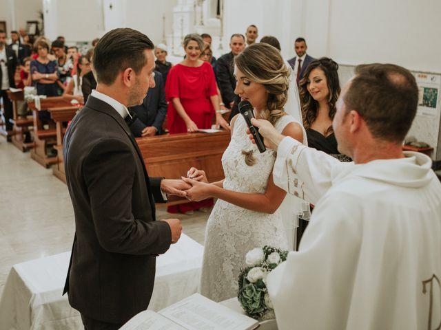 Il matrimonio di Marco e Vanna a San Vito dei Normanni, Brindisi 58