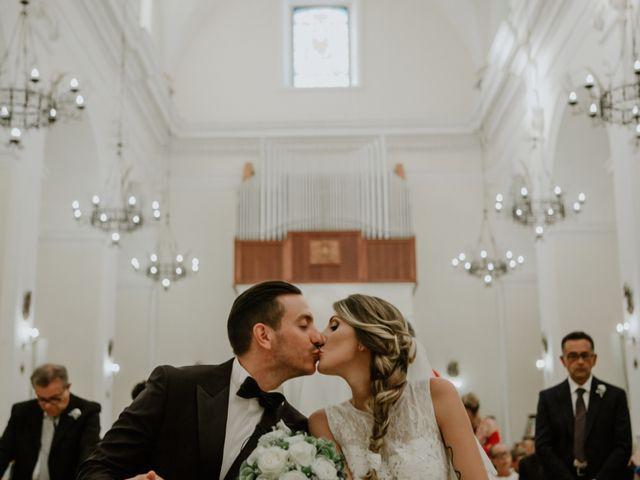Il matrimonio di Marco e Vanna a San Vito dei Normanni, Brindisi 60