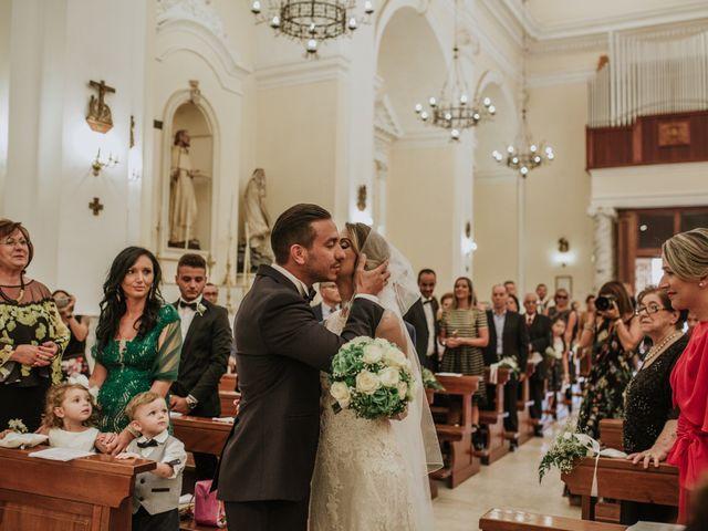 Il matrimonio di Marco e Vanna a San Vito dei Normanni, Brindisi 62