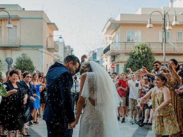 Il matrimonio di Marco e Vanna a San Vito dei Normanni, Brindisi 63