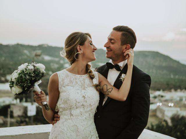 Il matrimonio di Marco e Vanna a San Vito dei Normanni, Brindisi 68