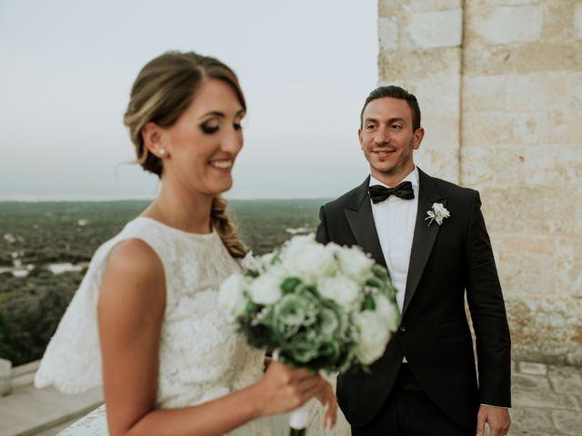 Il matrimonio di Marco e Vanna a San Vito dei Normanni, Brindisi 74