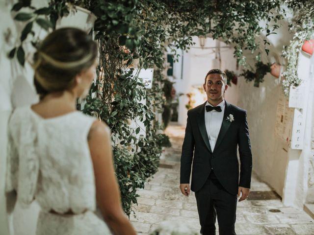 Il matrimonio di Marco e Vanna a San Vito dei Normanni, Brindisi 77