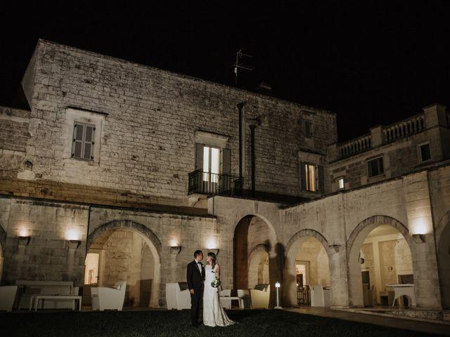 Il matrimonio di Marco e Vanna a San Vito dei Normanni, Brindisi 82