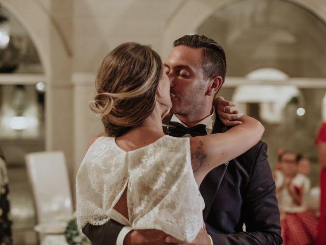 Il matrimonio di Marco e Vanna a San Vito dei Normanni, Brindisi 91