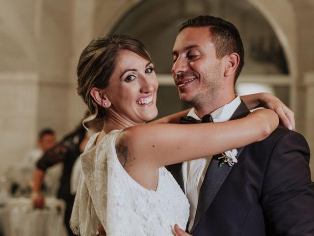 Il matrimonio di Marco e Vanna a San Vito dei Normanni, Brindisi 93
