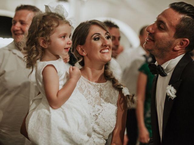 Il matrimonio di Marco e Vanna a San Vito dei Normanni, Brindisi 95