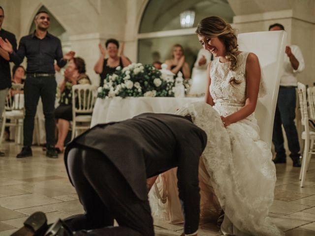 Il matrimonio di Marco e Vanna a San Vito dei Normanni, Brindisi 101