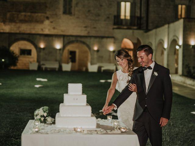 Il matrimonio di Marco e Vanna a San Vito dei Normanni, Brindisi 107