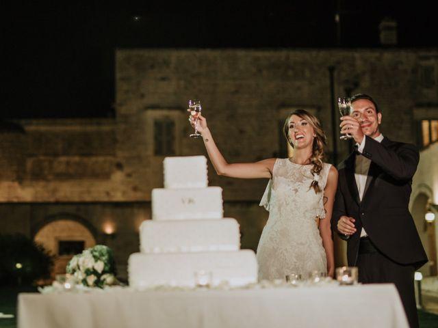 Il matrimonio di Marco e Vanna a San Vito dei Normanni, Brindisi 108
