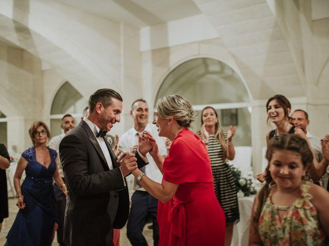 Il matrimonio di Marco e Vanna a San Vito dei Normanni, Brindisi 114