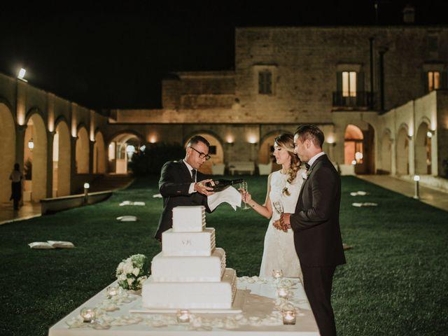 Il matrimonio di Marco e Vanna a San Vito dei Normanni, Brindisi 119