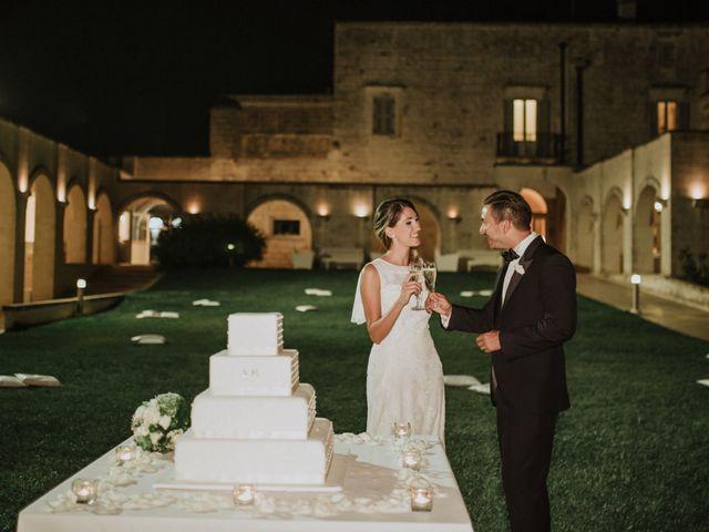Il matrimonio di Marco e Vanna a San Vito dei Normanni, Brindisi 120