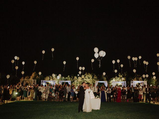 Il matrimonio di Marco e Vanna a San Vito dei Normanni, Brindisi 121