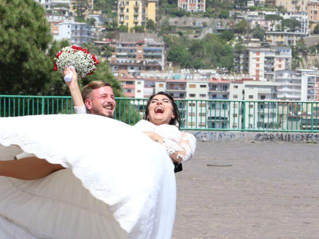 Le nozze di Nancy e Alessandro