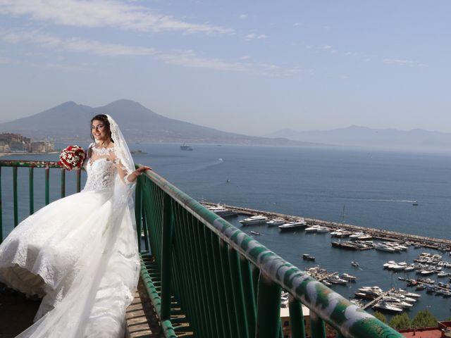 Il matrimonio di Alessandro e Nancy a Napoli, Napoli 3