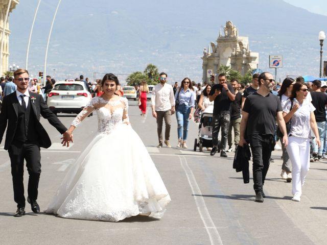 Il matrimonio di Alessandro e Nancy a Napoli, Napoli 5