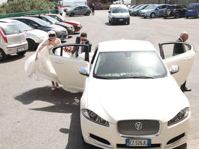 Il matrimonio di Alessandro e Nancy a Napoli, Napoli 12