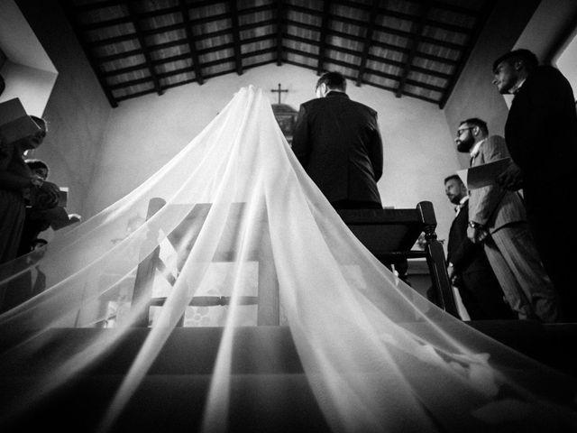 Le nozze di Fabiola e Cristiano