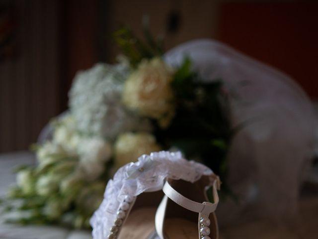 Il matrimonio di Stefano e Stefania a Besozzo, Varese 5